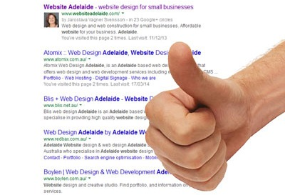 small business website simple search engine optimisation seo adelaide