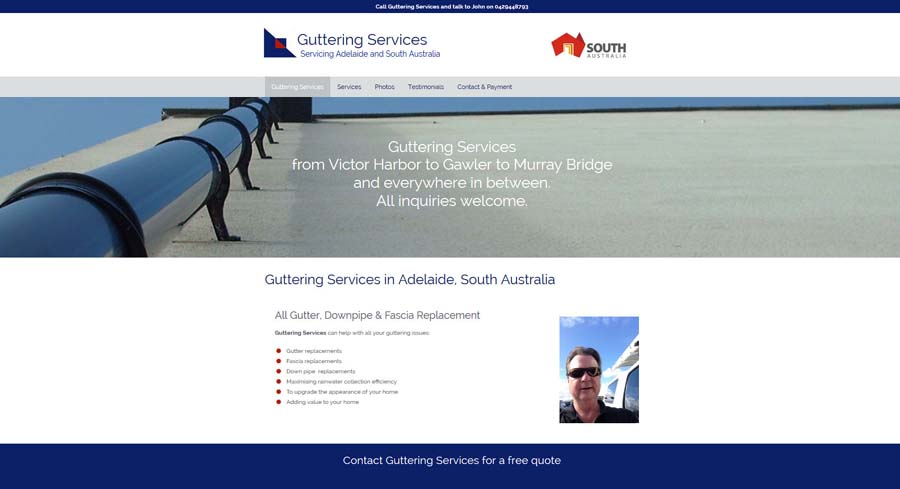 how to make a website adelaide