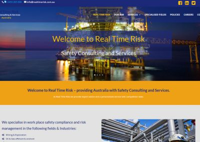 Real Times Risk Safety Consulting and Services