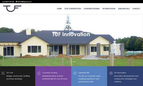 website-design-TUFinnovations