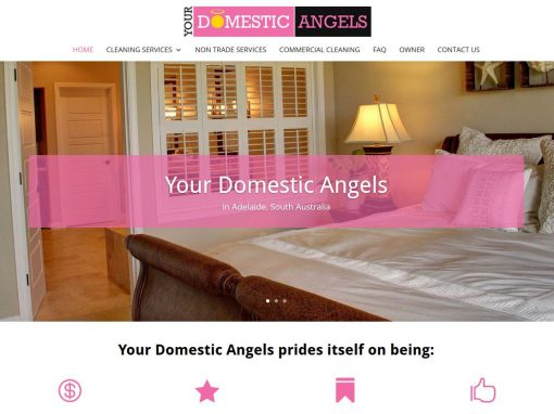 Your Domestic Angels Cleaning Services in Adelaide