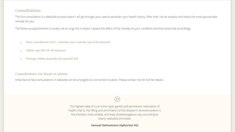 website designer in adelaide