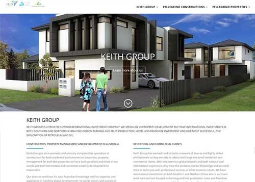 website adelaide web designer builders website