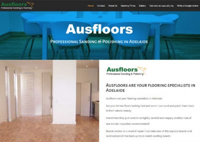 Website for Ausfloors