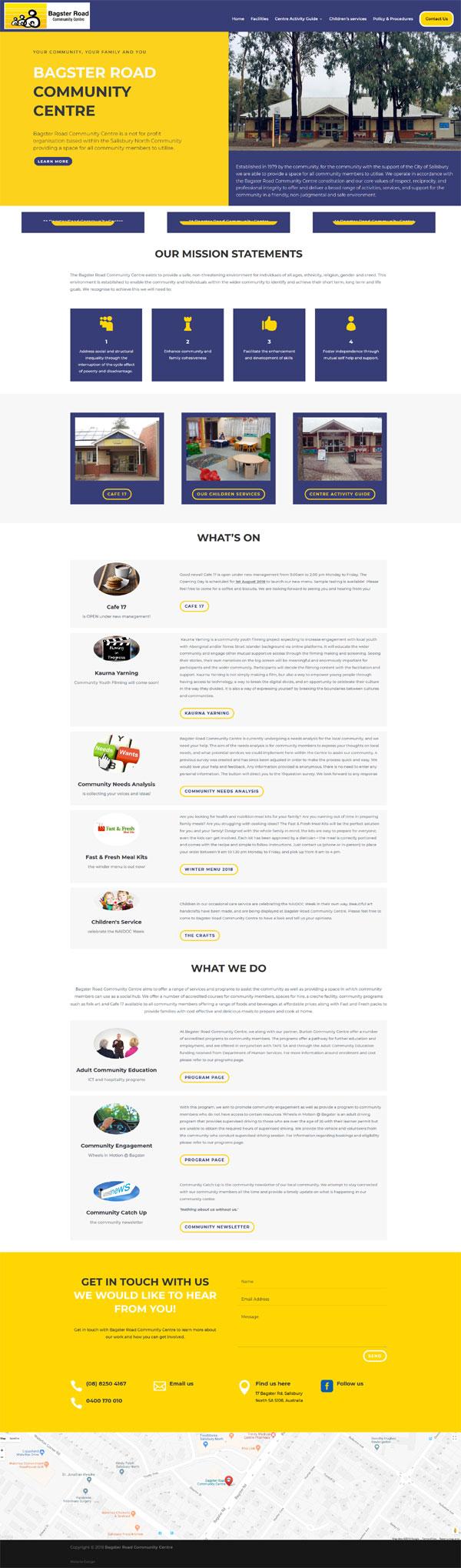 bagsterroadcc-website