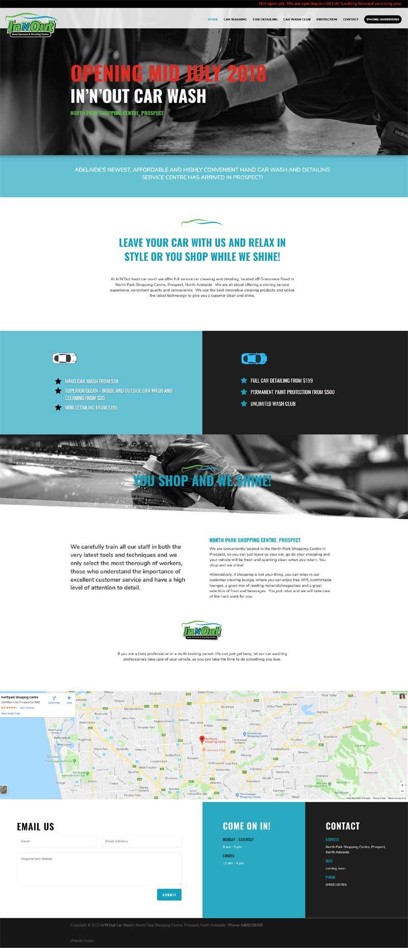 ecommerce website online shop system wordpress