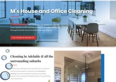 M's House and Office Cleaning