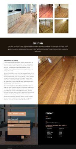 website for victor harbor floorsanding