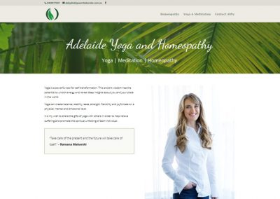 Website for Abby Ward-Takarabe