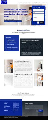 website design business adelaide