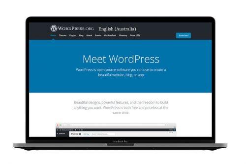 wordpress website design adelaide