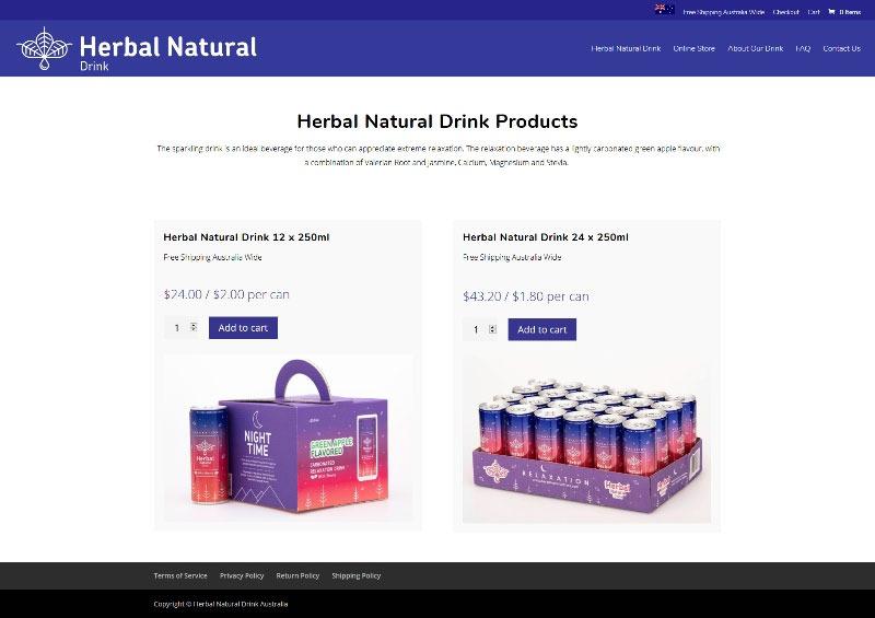 website design for group logic in adelaide