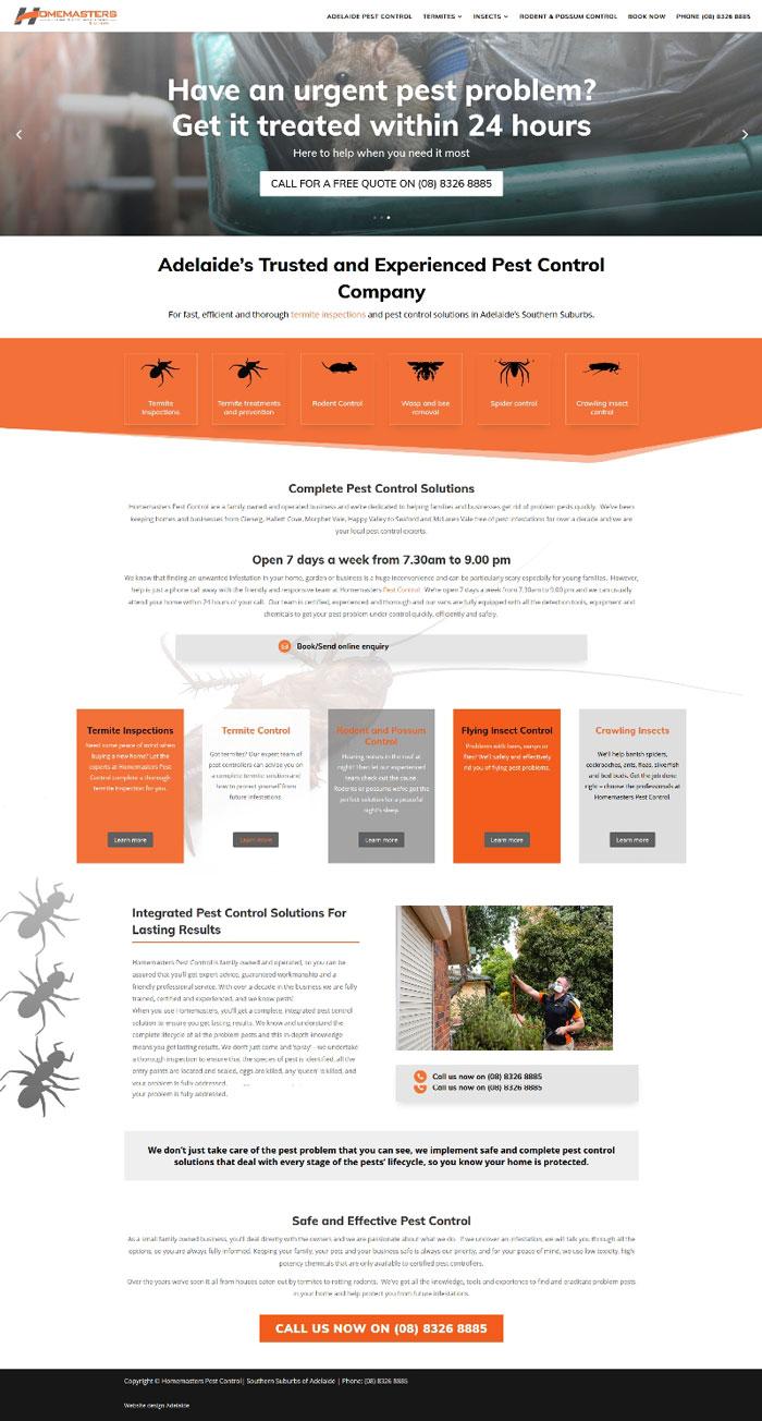 adelaide web agency website designer