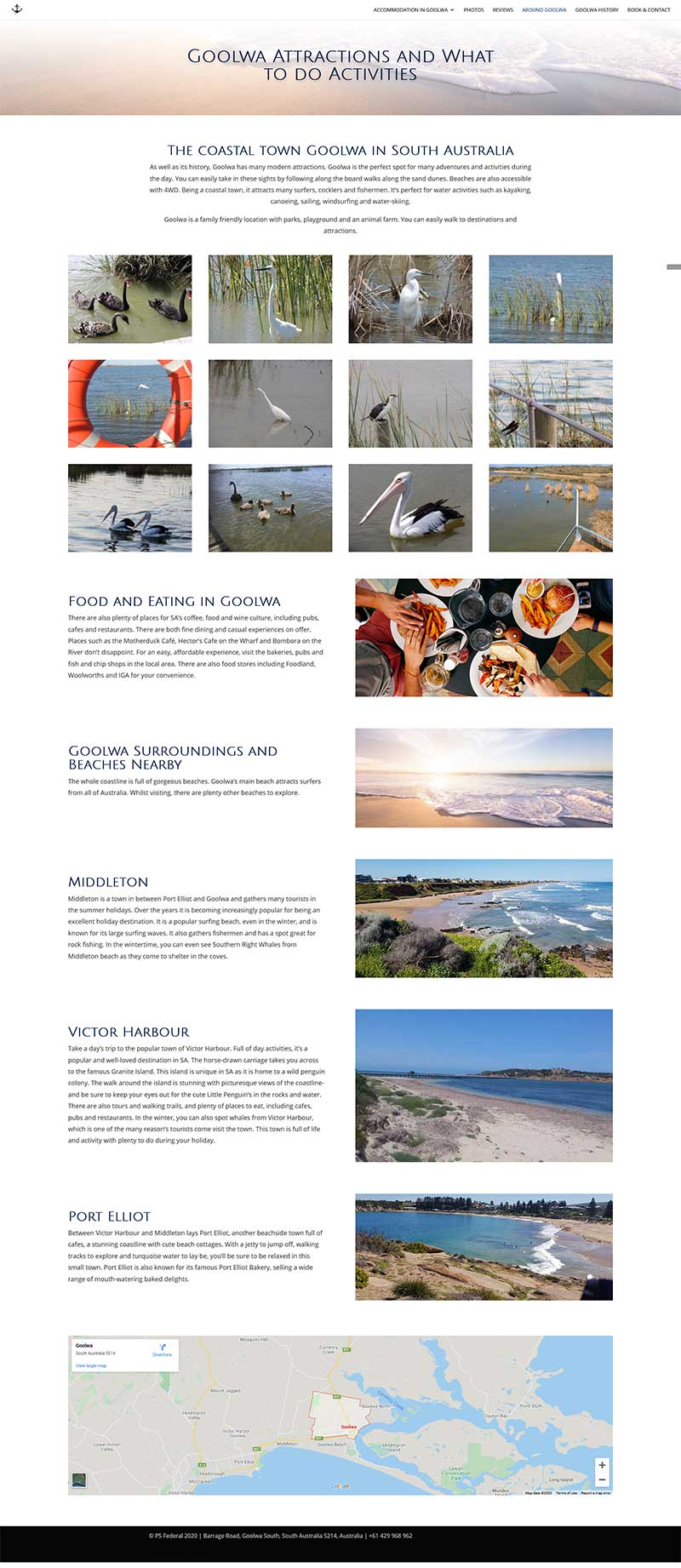 website for holiday rental booking online