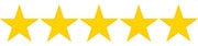 web design with 5 star google reviews