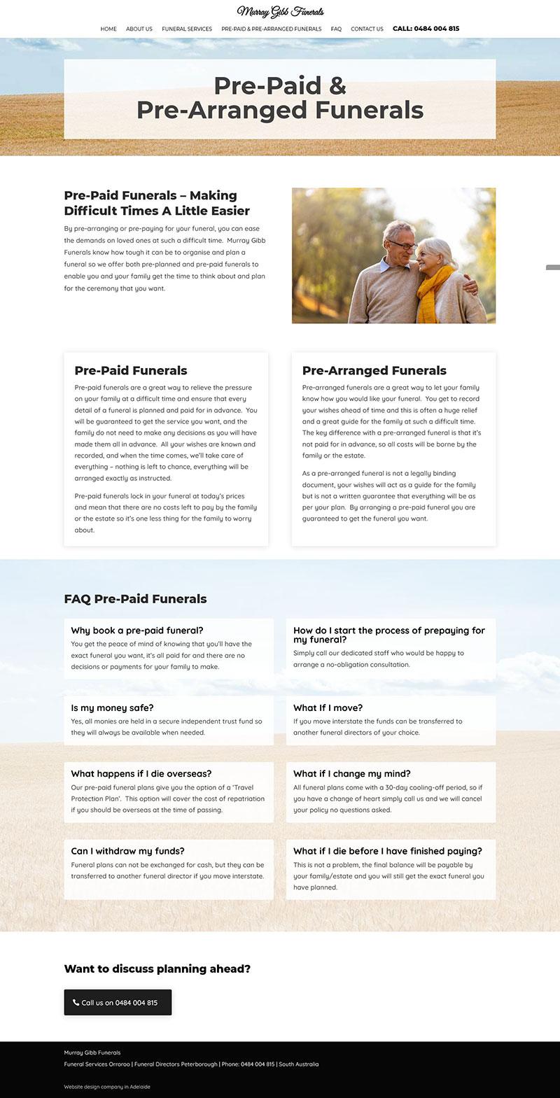 Funeral-Directors-website-design