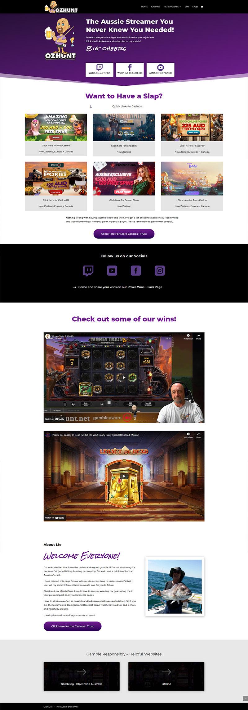 website designer agency adelaide ecommerce