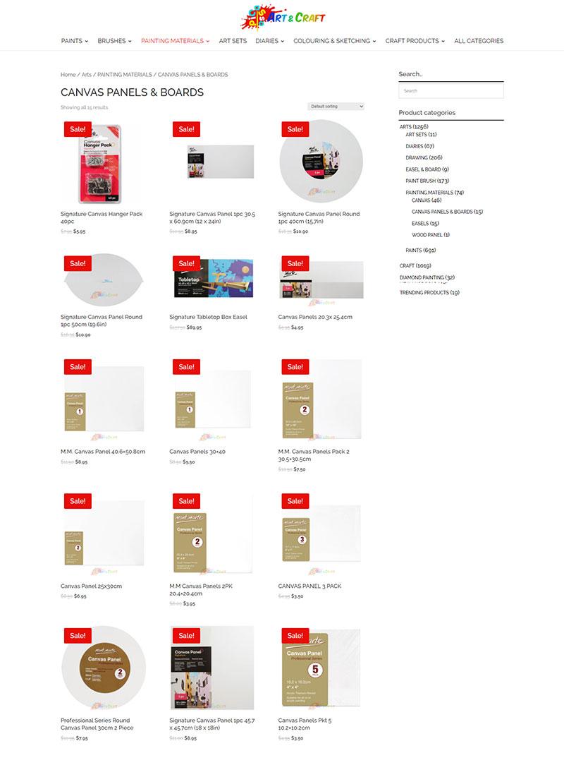 ecommerce website design agency adelaide